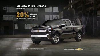 Chevrolet Silverado TV Spot, 'Industry Firsts' [T2] - Thumbnail 6