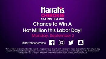 Harrah's TV Spot, 'Business Meeting: Win a Hot Million on Labor Day' - Thumbnail 7