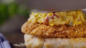 Bojangles' Cajun Filet Biscuit TV Spot, 'Fisherman' - Thumbnail 7