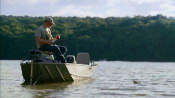Bojangles' Cajun Filet Biscuit TV Spot, 'Fisherman'