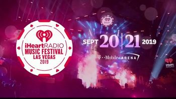2019 iHeartRadio Music Festival TV Spot, 'Backstreet Boys, Miley Cyrus, Def Leppard and More' - Thumbnail 1
