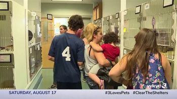 Clear the Shelters TV Spot, 'NBC 3 Cleveland: Find Your Best Friend' - Thumbnail 4
