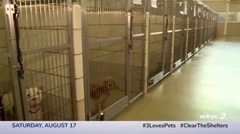 Clear the Shelters TV Spot, 'NBC 3 Cleveland: Find Your Best Friend' - Thumbnail 5