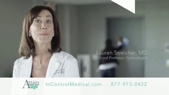 InControl Medical Attain TV Spot, 'Bathroom Rush: $100 Off' - Thumbnail 4