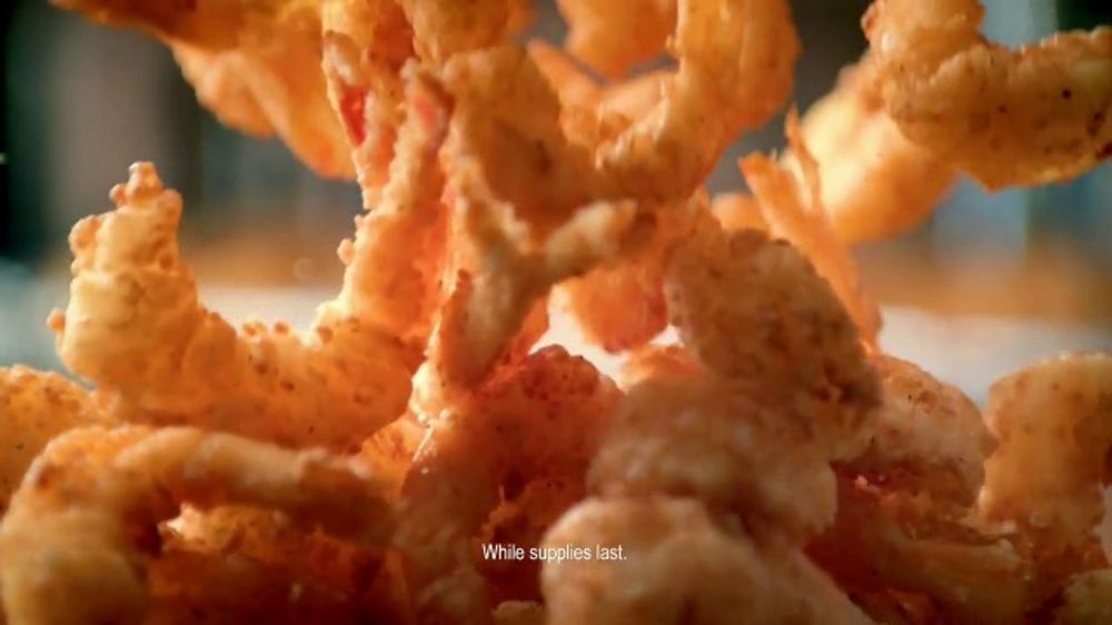 Outback Steakhouse Steak & Unlimited Shrimp TV Commercial, 'More Than You Imagined: Lunch'
