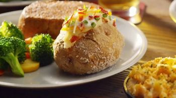 Outback Steakhouse Steak & Unlimited Shrimp TV Spot, 'More Than You Imagined: Lunch' - Thumbnail 7