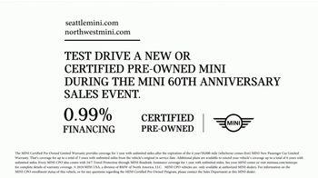 MINI USA 60th Anniversary Sales Event TV Spot, '60 Years Celebration' [T2] - Thumbnail 9