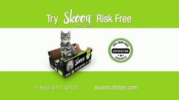 Skoon Cat Litter TV Spot, 'Absolute Odor Control' - Thumbnail 6
