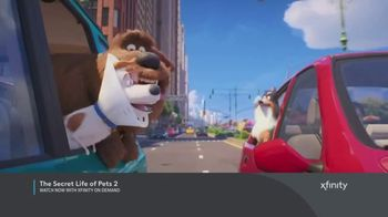 XFINITY On Demand TV Spot, 'The Secret Life of Pets 2'