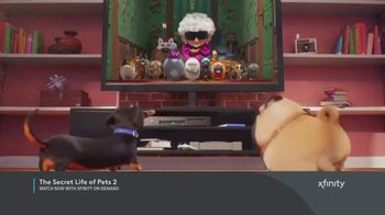 XFINITY On Demand TV Spot, 'The Secret Life of Pets 2' - Thumbnail 3