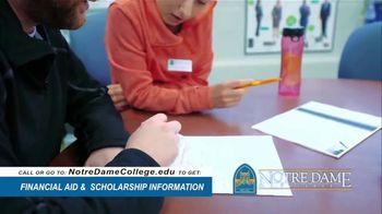 Notre Dame College TV Spot, 'You've Come So Far' - Thumbnail 3