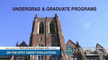 Notre Dame College TV Spot, 'You've Come So Far' - Thumbnail 5