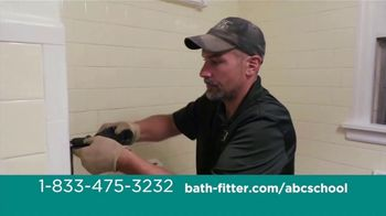 Bath Fitter Bath to School TV Spot, 'Call Now Before the Late Bell Rings' - Thumbnail 6