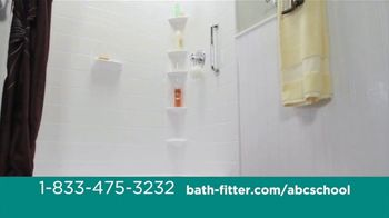 Bath Fitter Bath to School TV Spot, 'Call Now Before the Late Bell Rings' - Thumbnail 7