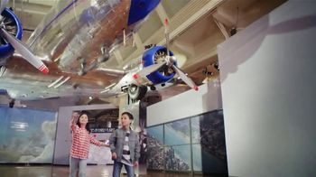 The Henry Ford TV Spot, 'National Aviation Day'
