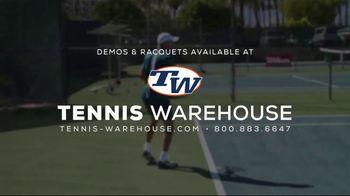 Tennis Warehouse TV Spot, 'Wilson Clash Racquet' - Thumbnail 7