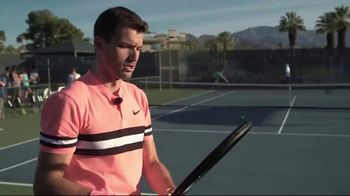 Tennis Warehouse TV Spot, 'Wilson Clash Racquet' - Thumbnail 1