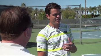 Tennis Warehouse TV Spot, 'Wilson Clash Racquet' - Thumbnail 4