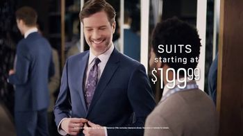 Men's Wearhouse TV Spot, 'Good on You: Suits and Woven Shirts' - Thumbnail 1