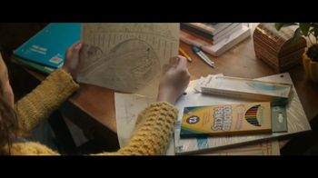 Staples TV Spot, 'Back to School: Crayola, Composition Books and Filler Paper' - Thumbnail 4