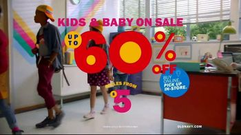 Old Navy TV Spot, 'Gear Up for Back to School' - Thumbnail 9