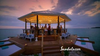 Sandals Resorts TV Spot, 'Five-Star Luxury Included Vacation' - Thumbnail 6