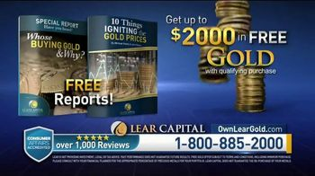 Lear Capital TV Spot, 'Special Report: All Time High' - Thumbnail 8
