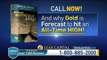 Lear Capital TV Spot, 'Special Report: All Time High' - Thumbnail 3