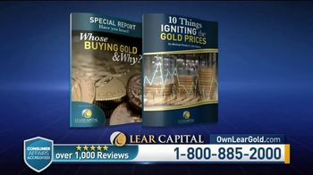 Lear Capital TV Spot, 'Special Report: All Time High' - Thumbnail 6