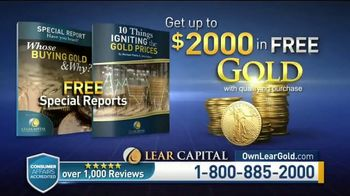 Lear Capital TV Spot, 'Special Report: All Time High' - Thumbnail 7