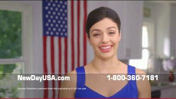 NewDay USA VA Streamline Refi TV Spot, 'Great News'