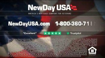NewDay USA VA Streamline Refi TV Spot, 'Great News' - Thumbnail 7
