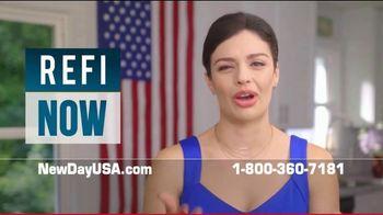 NewDay USA VA Streamline Refi TV Spot, 'Great News' - Thumbnail 6
