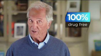 Relief Factor Quickstart TV Spot, '100% Drug-Free: John' Featuring Pat Boone - 12 commercial airings