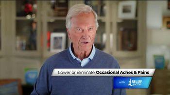 Relief Factor Quickstart TV Spot, '100% Drug-Free: John' Featuring Pat Boone - Thumbnail 1
