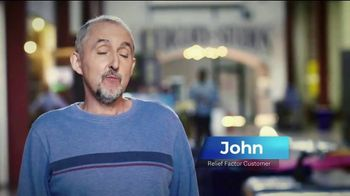 Relief Factor Quickstart TV Spot, '100% Drug-Free: John' Featuring Pat Boone - Thumbnail 5