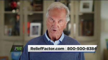 Relief Factor Quickstart TV Spot, '100% Drug-Free: John' Featuring Pat Boone - Thumbnail 7