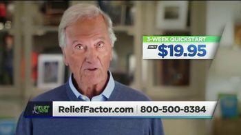 Relief Factor Quickstart TV Spot, '100% Drug-Free: John' Featuring Pat Boone - Thumbnail 8
