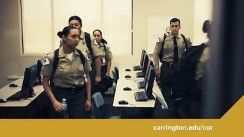 Carrington College TV Spot, 'Criminal Justice: Corrections'
