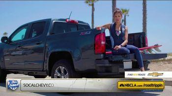 2019 Chevrolet Colorado TV Spot, 'NBC 4 Los Angeles: Road Trippin' [T2] - Thumbnail 6