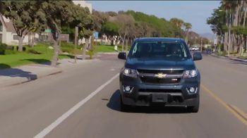 2019 Chevrolet Colorado TV Spot, 'NBC 4 Los Angeles: Road Trippin' [T2] - Thumbnail 1