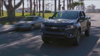 2019 Chevrolet Colorado TV Spot, 'NBC 4 Los Angeles: Road Trippin' [T2] - Thumbnail 2