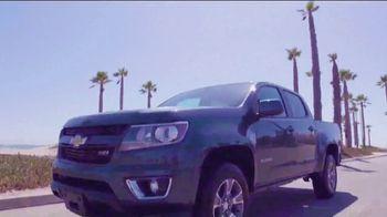 2019 Chevrolet Colorado TV Spot, 'NBC 4 Los Angeles: Road Trippin' [T2] - Thumbnail 3