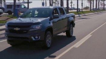 2019 Chevrolet Colorado TV Spot, 'NBC 4 Los Angeles: Road Trippin' [T2] - Thumbnail 5