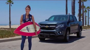 2019 Chevrolet Colorado TV Spot, 'NBC 4 Los Angeles: Road Trippin' [T2]