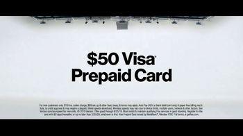 Fios by Verizon TV Spot, 'Alissa and Aleah + Visa Prepaid Card' - Thumbnail 10