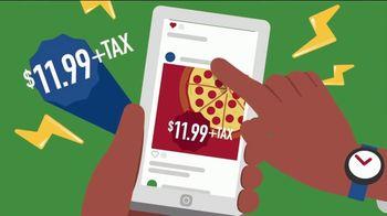 Pizza Boli's TV Spot, 'Super Sized Deal'