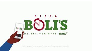 Pizza Boli's TV Spot, 'Super Sized Deal' - Thumbnail 8