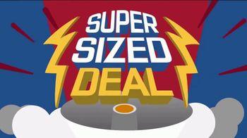 Pizza Boli's TV Spot, 'Super Sized Deal' - Thumbnail 1