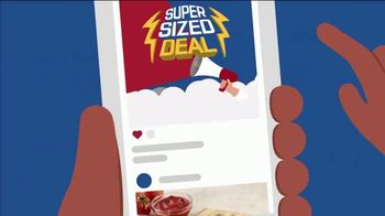 Pizza Boli's TV Spot, 'Super Sized Deal'